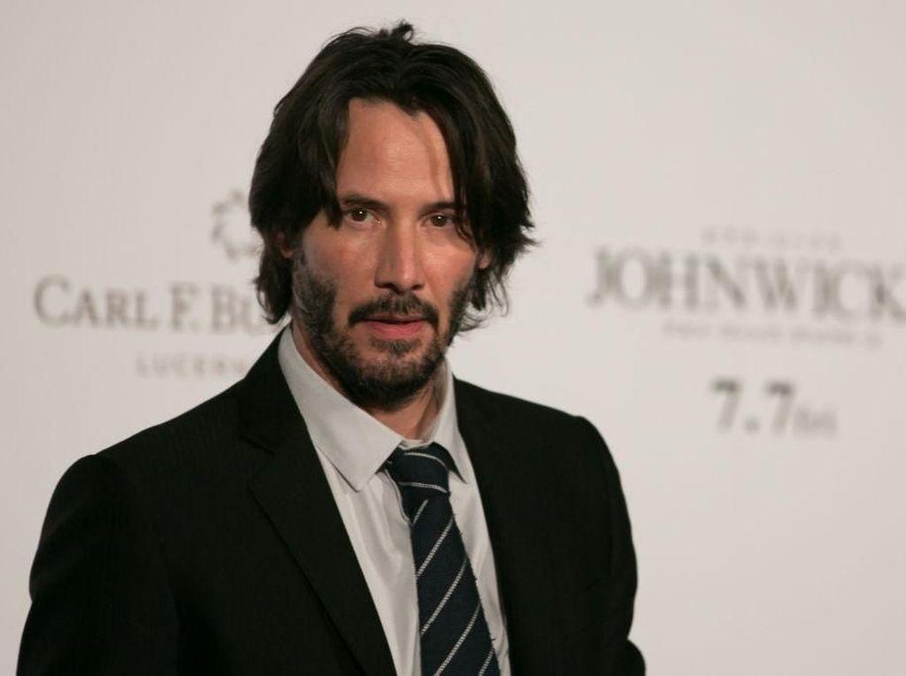 Keanu Reeves dan Sandra Bullock Diam-diam Memendam Cinta