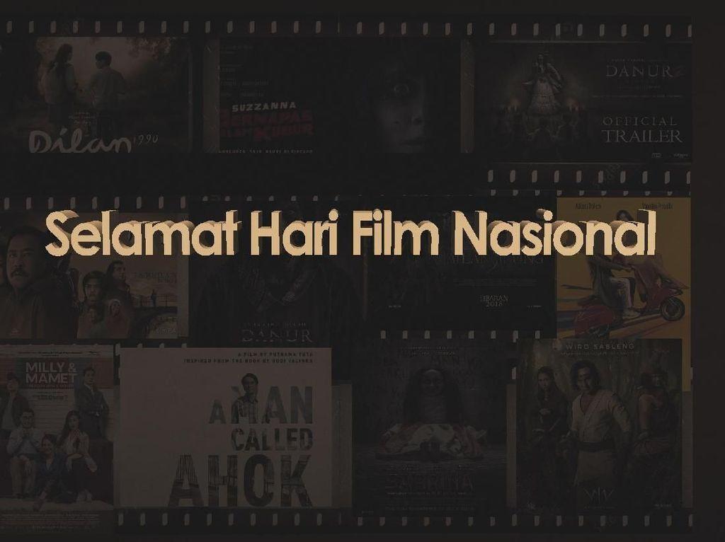 Sineas Berharap Film Indonesia Bisa Sepopuler Hollywood dan Bollywood