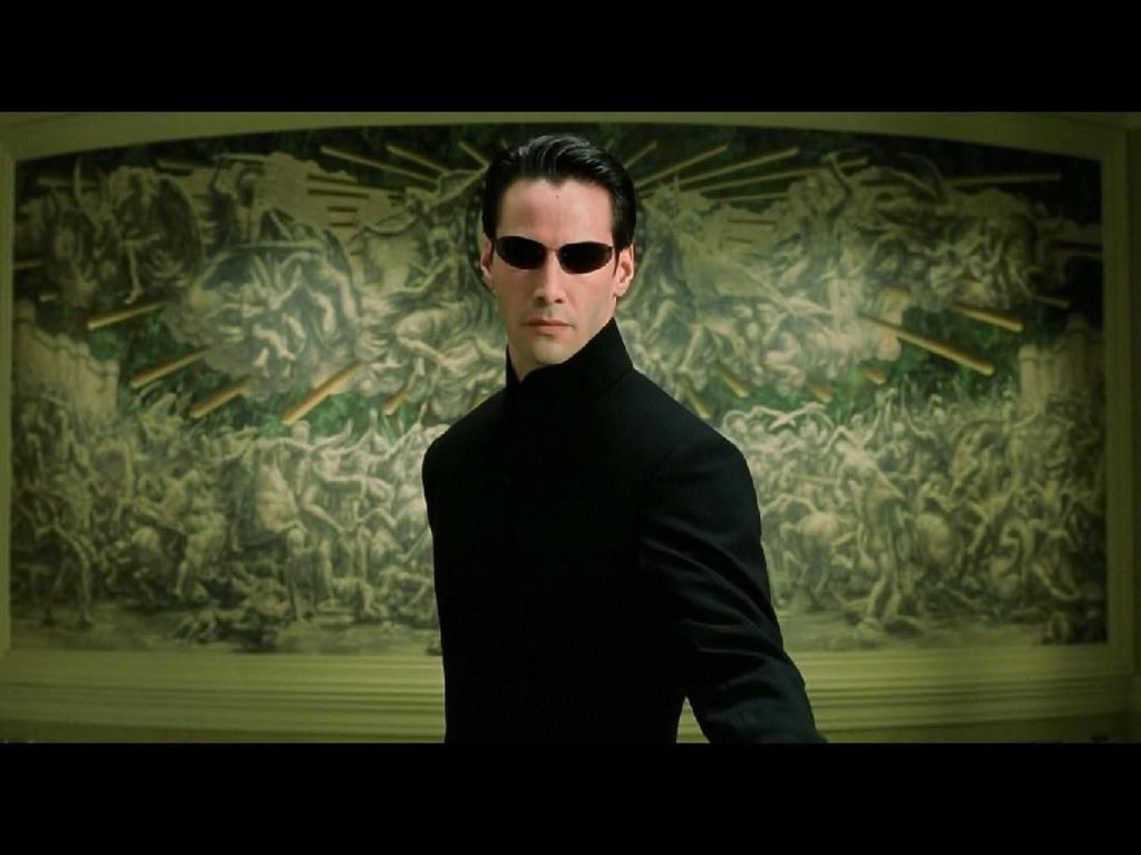 Matrix 4 Akan Digarap, Ini Penampilan Keanu Reeves Sebagai Neo!