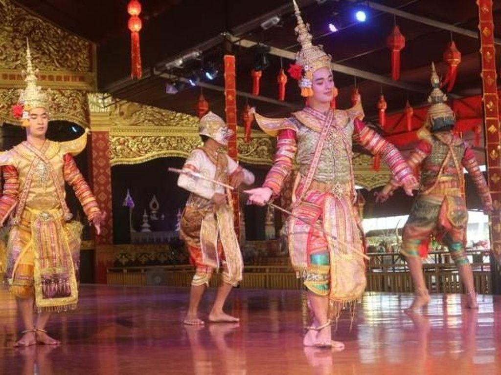 Nikmati Ragam Budaya Thailand di Satu Tempat Ini