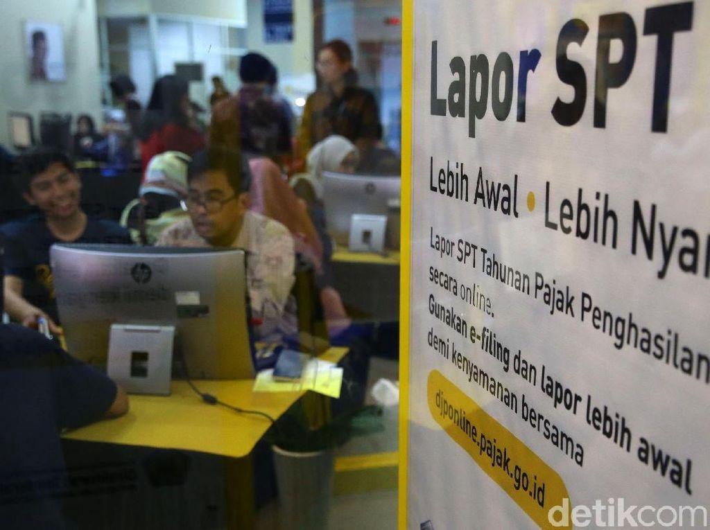 Keren! 10,4 Juta SPT Dilaporkan Secara Online