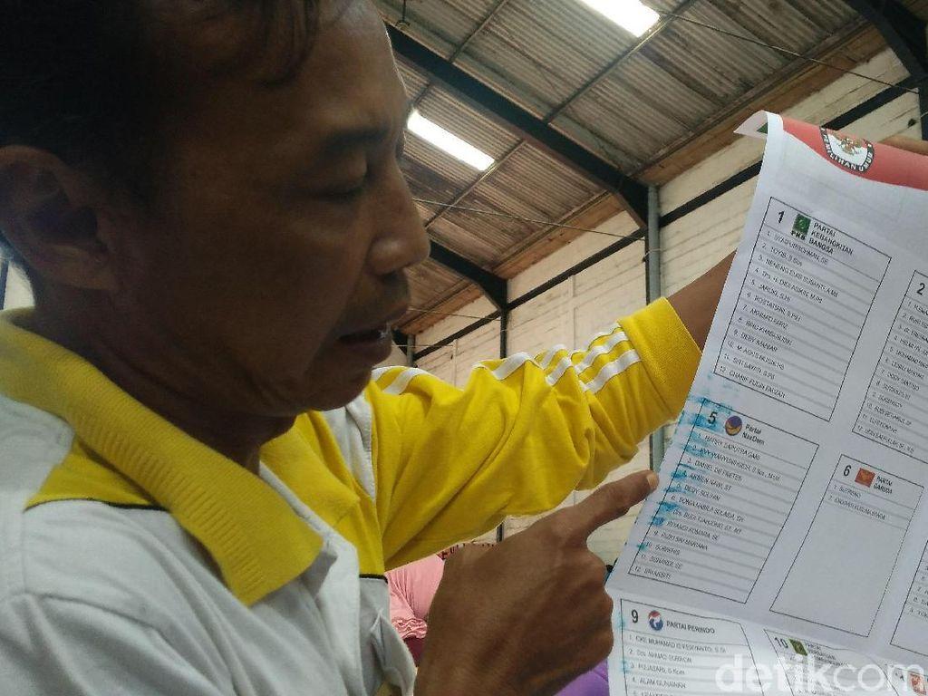 KPU Kota Cirebon Temukan 8.000 Surat Suara Rusak