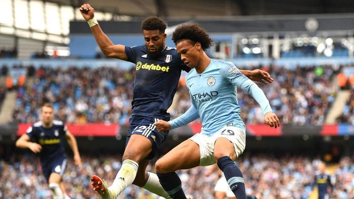 Fulham Vs City Kesempatan The Citizens Salip Liverpool