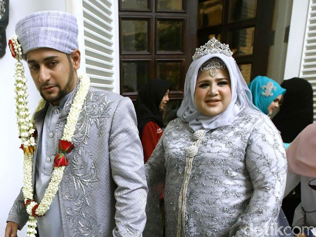 Sah! Dhawiyah Resmi Menikah dengan Muhammad