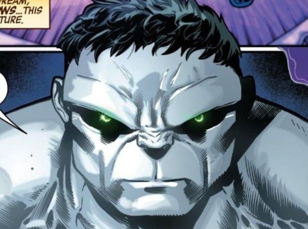 Marvel Comics Goda Pembaca, Ada Hulk Berubah Jadi Abu-abu?