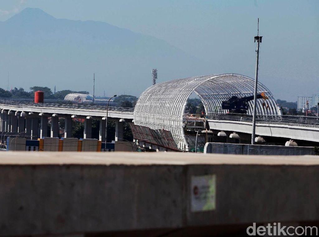 Operasi Akhir Oktober, Berapa Harga Tiket LRT Cibubur-Cawang?
