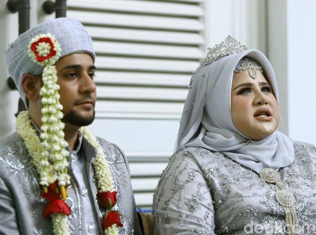 Dhawiya dengan Tegar Bahas Kasus Narkoba di Pernikahannya