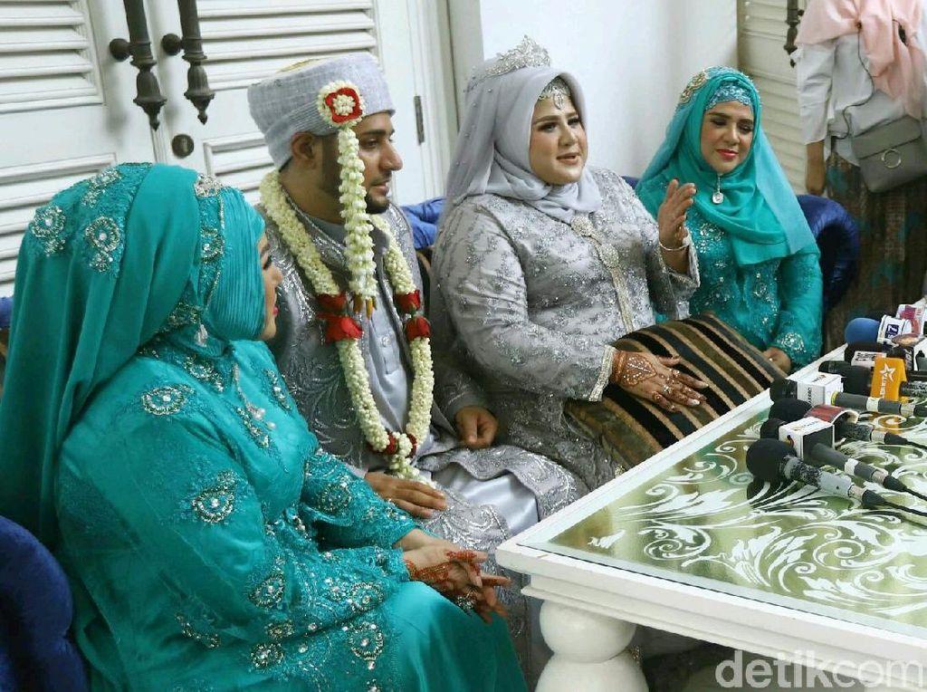 Harapan Bunda Elvy Sukaesih kepada Dhawiya di Hari Pernikahan