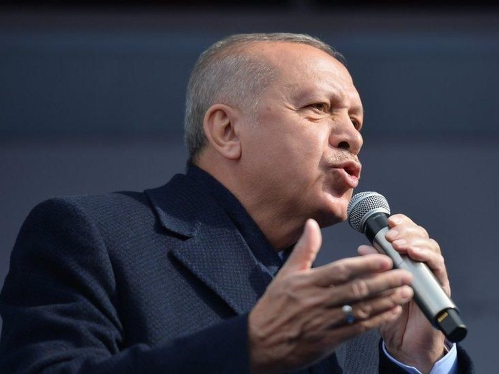 Lira Terjun Bebas, Erdogan: Ini Ulah Amerika Serikat dan Barat