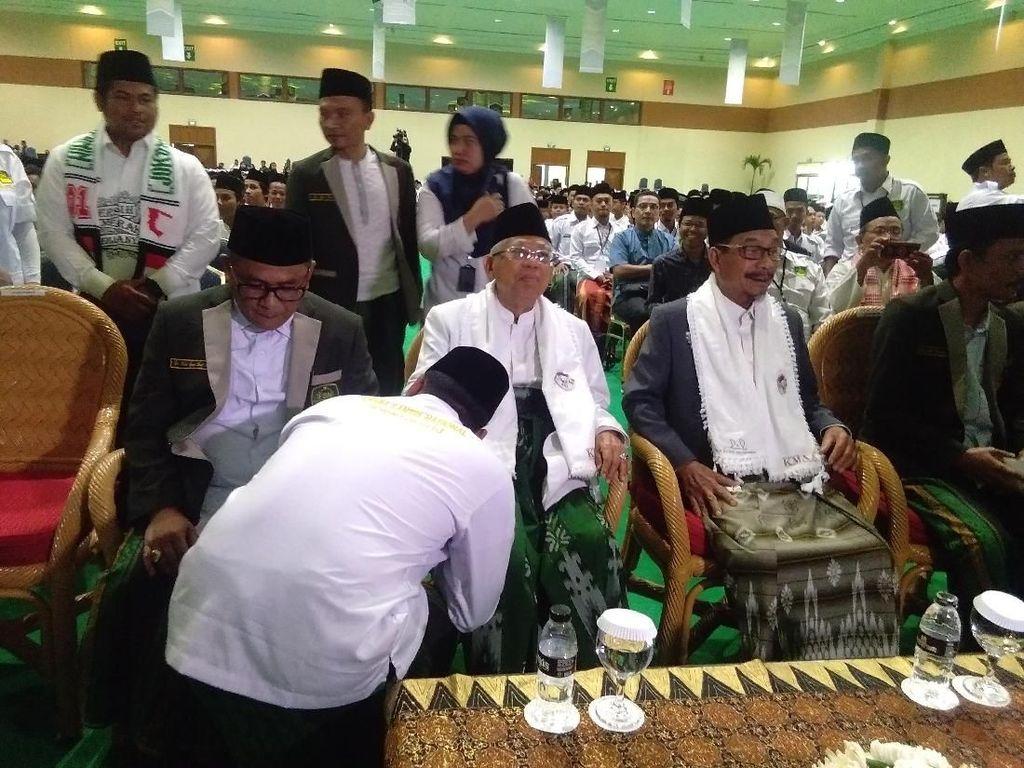 Maruf Amin: Khilafah Itu Tertolak di Indonesia