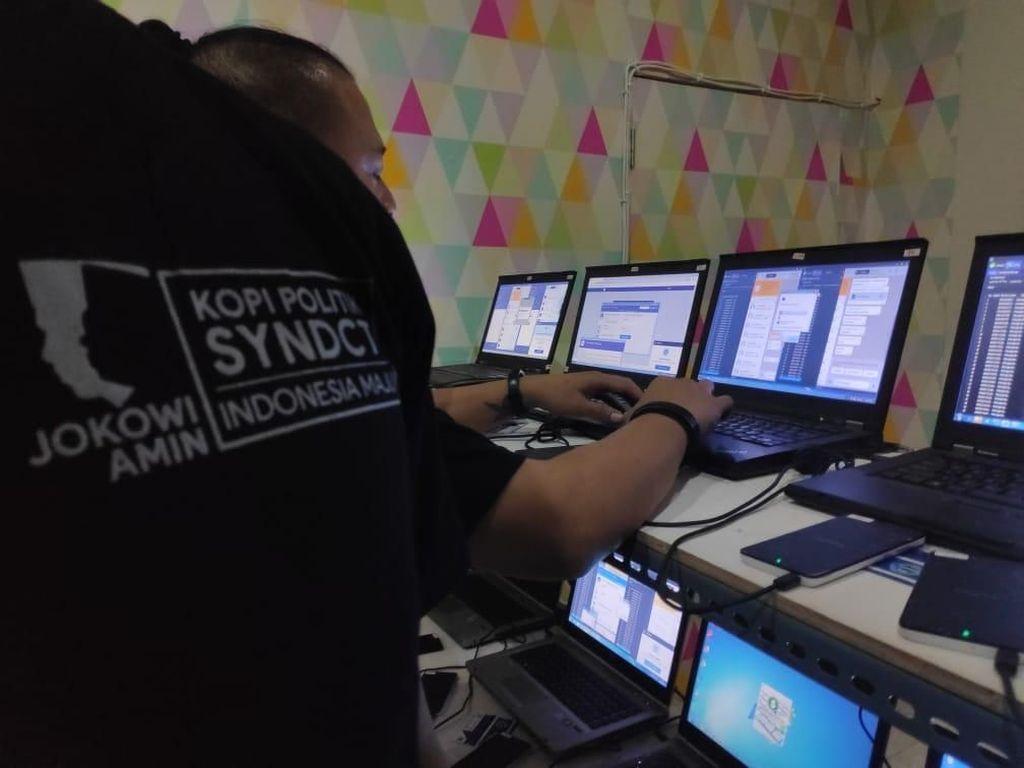 Relawan KPS Pro-Jokowi Bentuk Tim Siber Tangkal Hoax