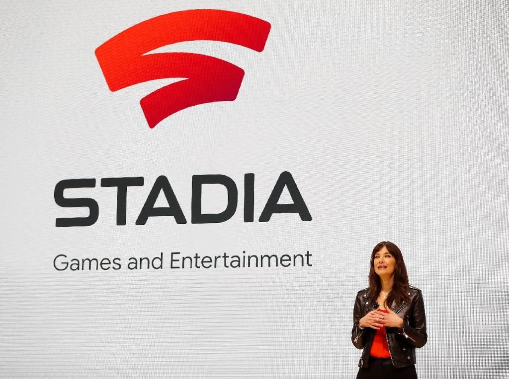 Perkuat Stadia, Google Caplok Developer Game