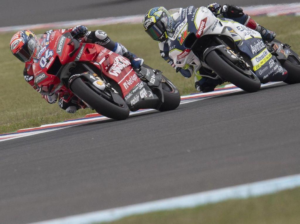 Ragam Helm Pebalap MotoGP, Ada Merek Indonesia