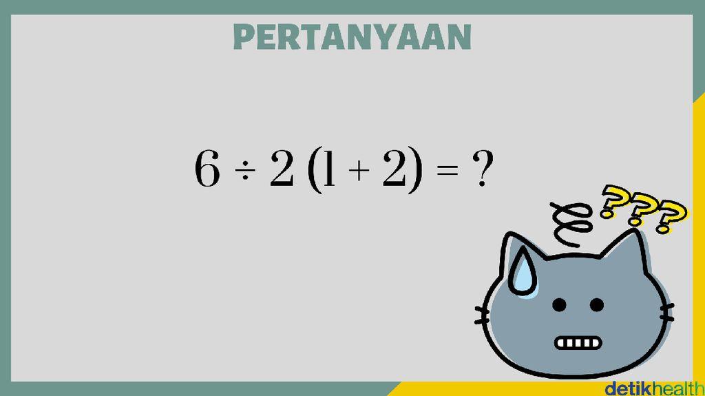 Bisa Jawab Teka-teki Matematika Anak SD Ini? Berarti Otak Masih Tajam