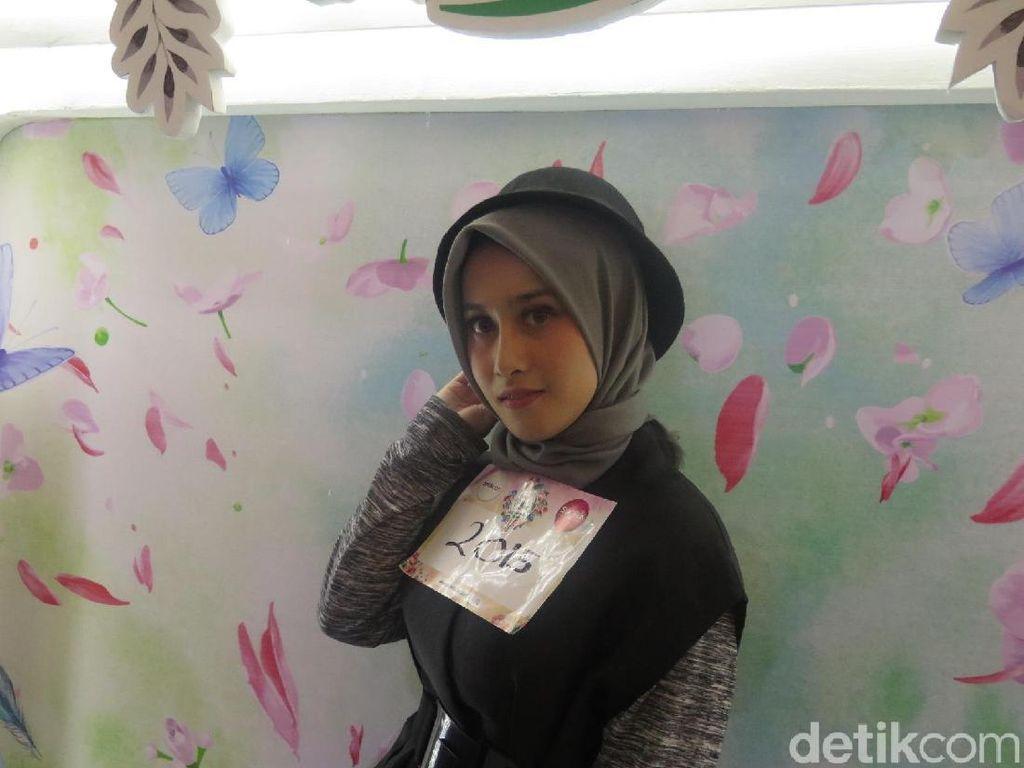 Pebisnis Cantik Jago Nyanyi Ikut Audisi Sunsilk Hijab Hunt Yogyakarta