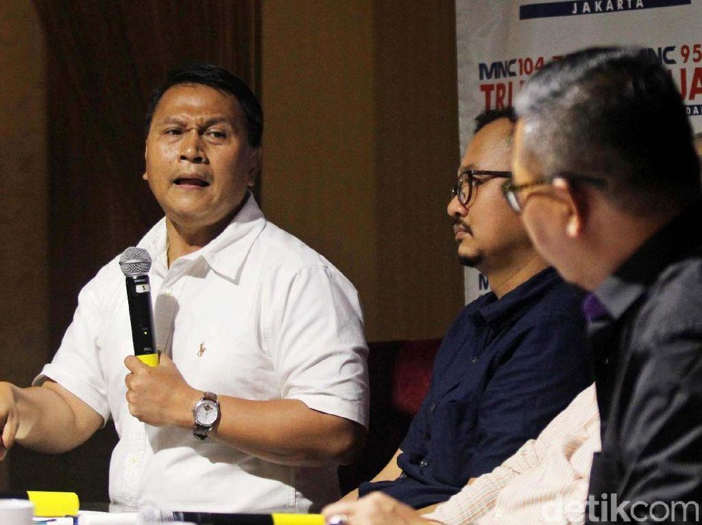 BPN-TKN Saling Sahut Bahas Soal Isu Khilafah Hingga Proxy War