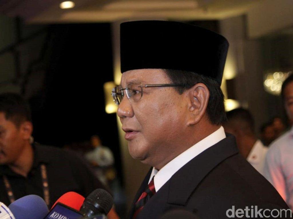 Diungkap Prabowo, Pejabat Arahkan Aparat Dukung Paslon Masih Jadi Misteri