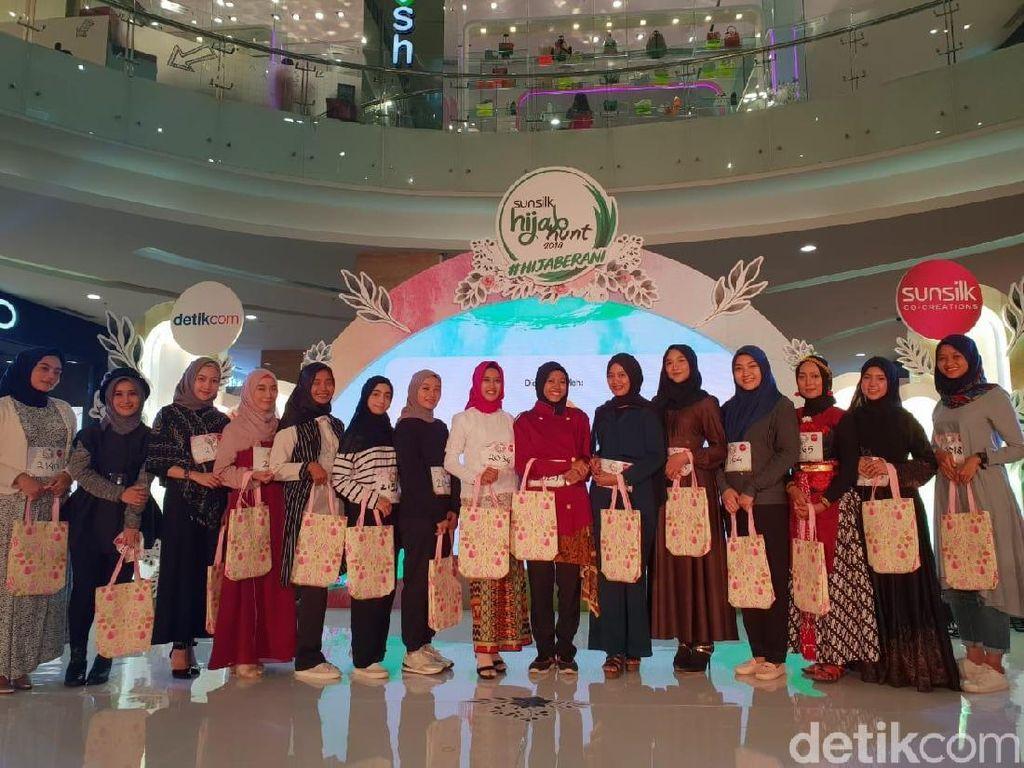 20 Hijabers Yogyakarta yang Maju ke Audisi Sunsilk Hijab Hunt 2019 Tahap 2