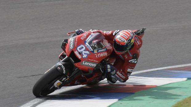 Dovizioso Ungkap Alasan Rossi Gagal Juara MotoGP 2018
