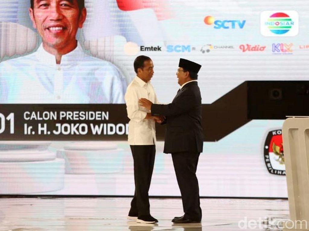 Prabowo-Sandi dan Parpol Koalisi Belum Ucapkan Selamat ke Jokowi