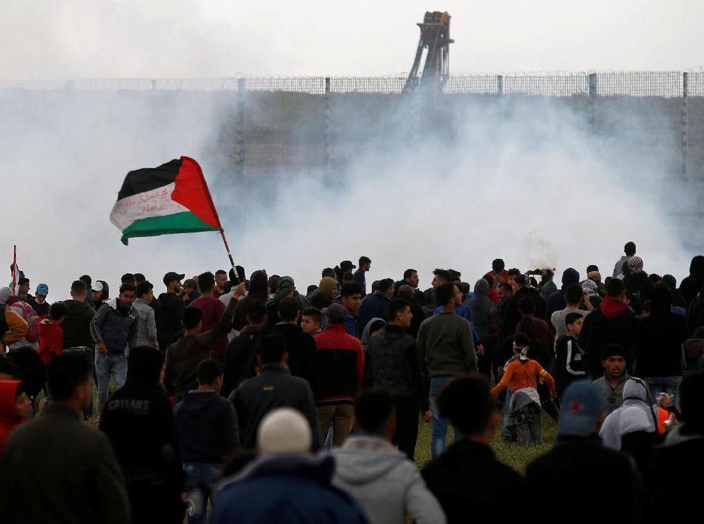 2 Tentaranya Terluka, Israel Membalas: 3 Warga Palestina Tewas