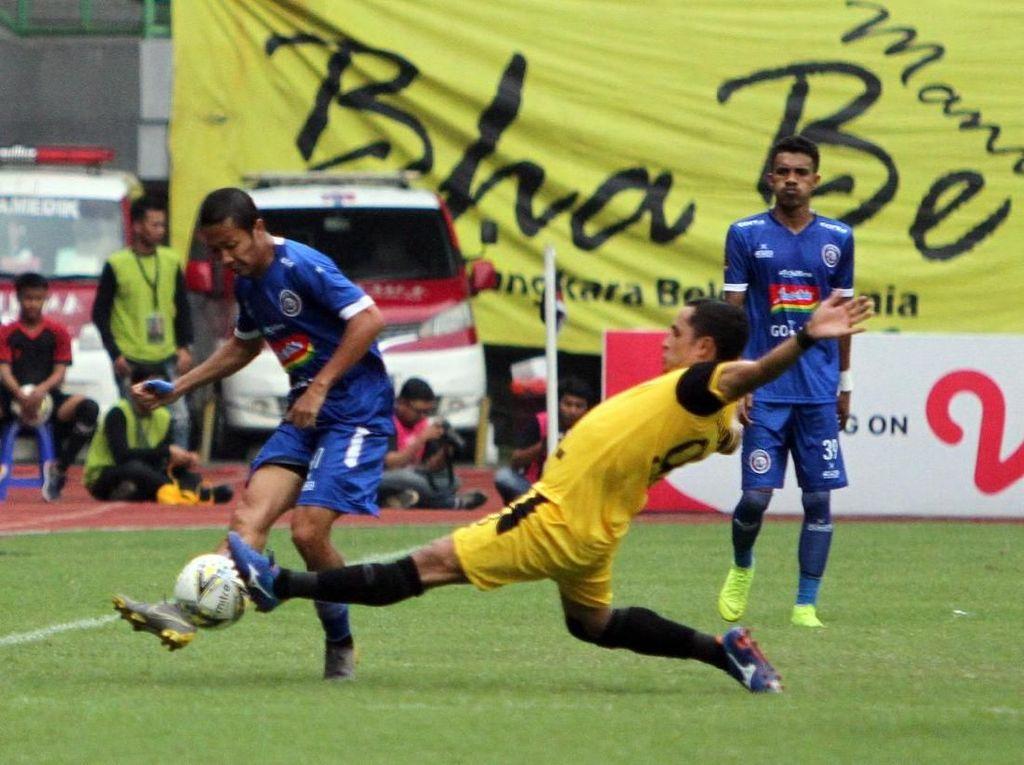 Tersingkir dari Piala Presiden, Bhayangkara FC Banyak Salah Sendiri