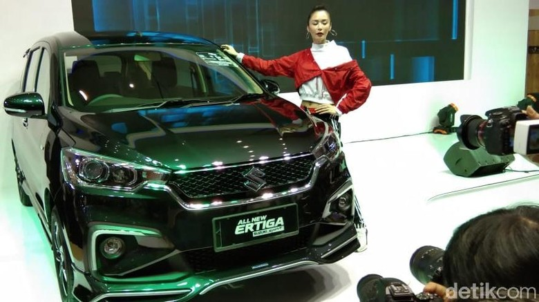 Suzuki Ertiga Paling Banyak Dibeli di Surabaya