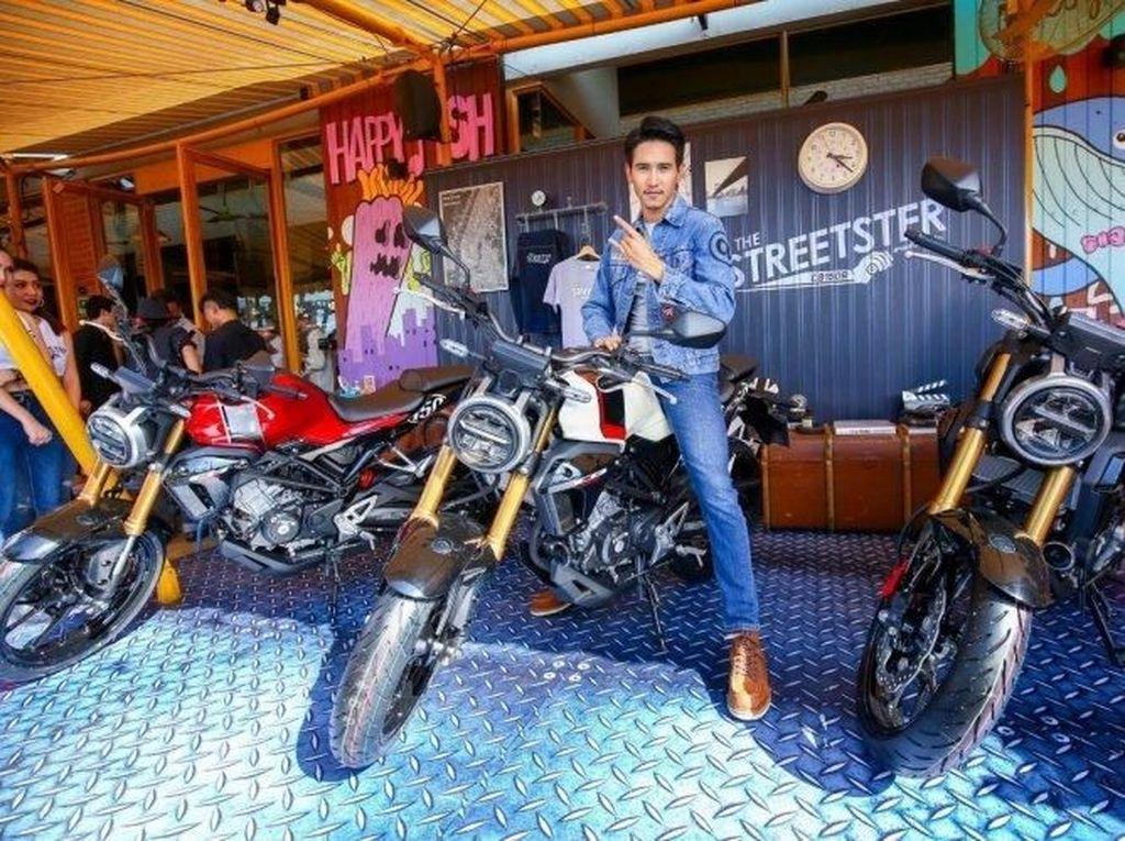 CB150R Streetster Masuk ke Indonesia, Honda?