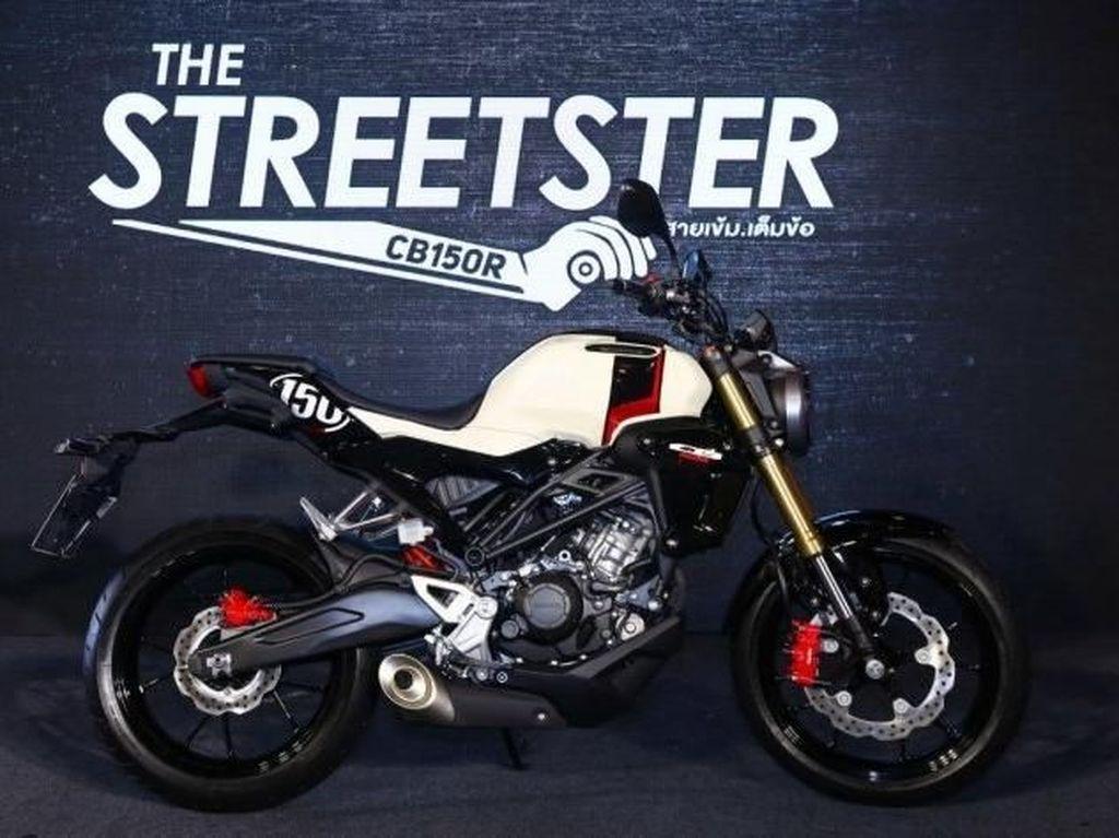 Keren Juga Nih: Honda CB150R Streetster