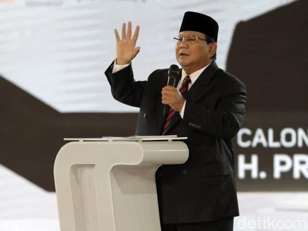 BPN Soal Reaksi Pasca Tawa di Panggung Debat: Prabowo Tak Marah, Hanya Tegas