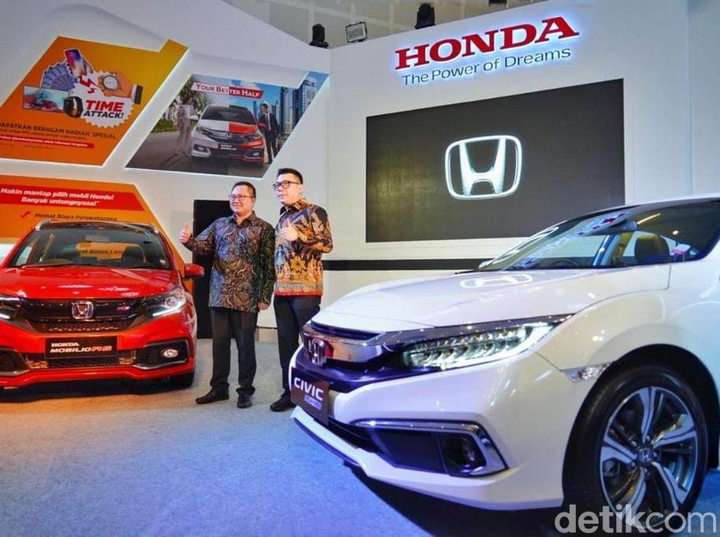 #2019PilihHondaBaru, Beli Mobil Dapat Emas sampai Uang Elektronik