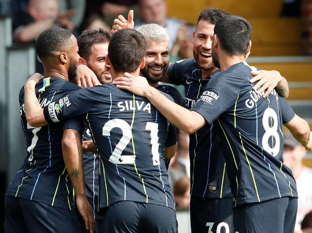 Saatnya Manchester City Kembali Gusur Liverpool