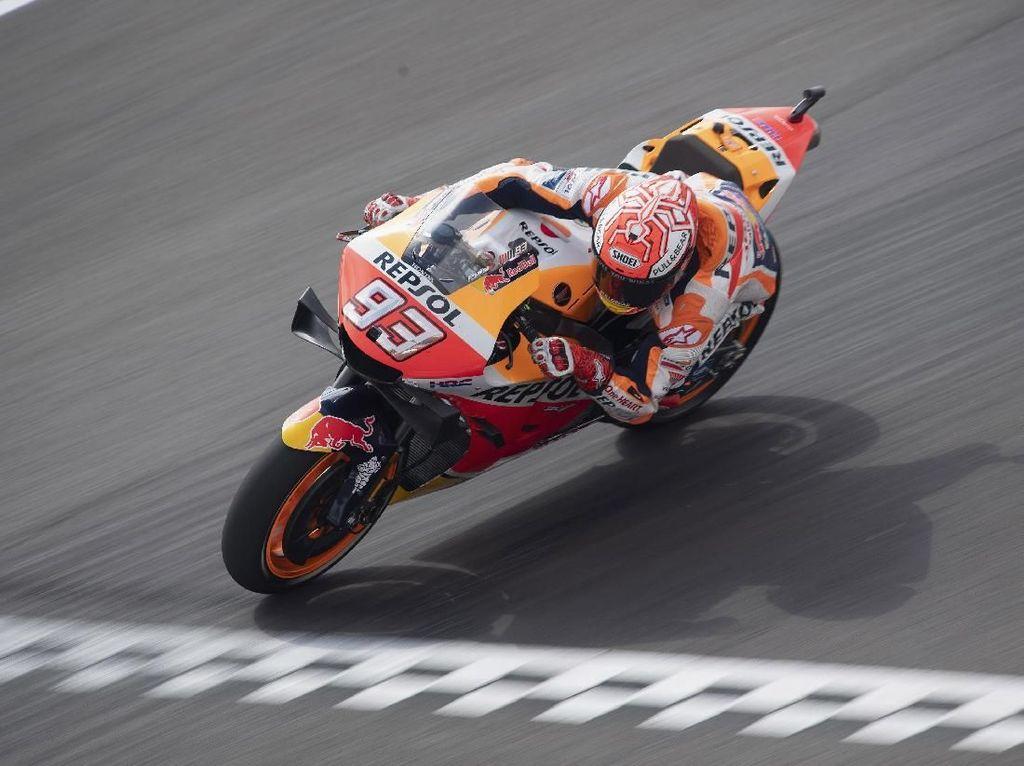 Marquez Akan Menang dan Pimpin Klasemen MotoGP Lagi