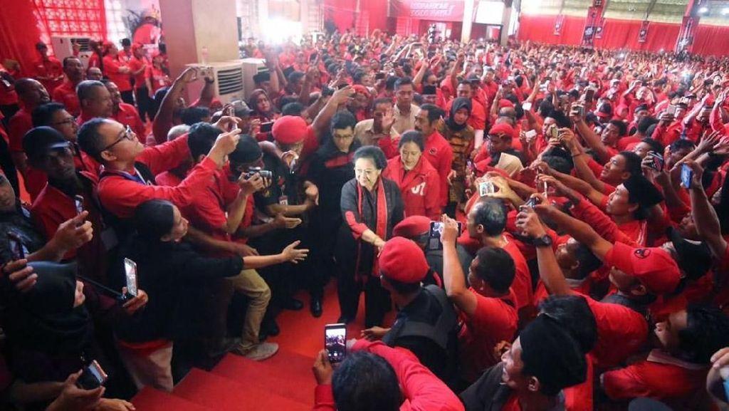 PDIP Gelar Kampanye Terbuka di Sukoharjo