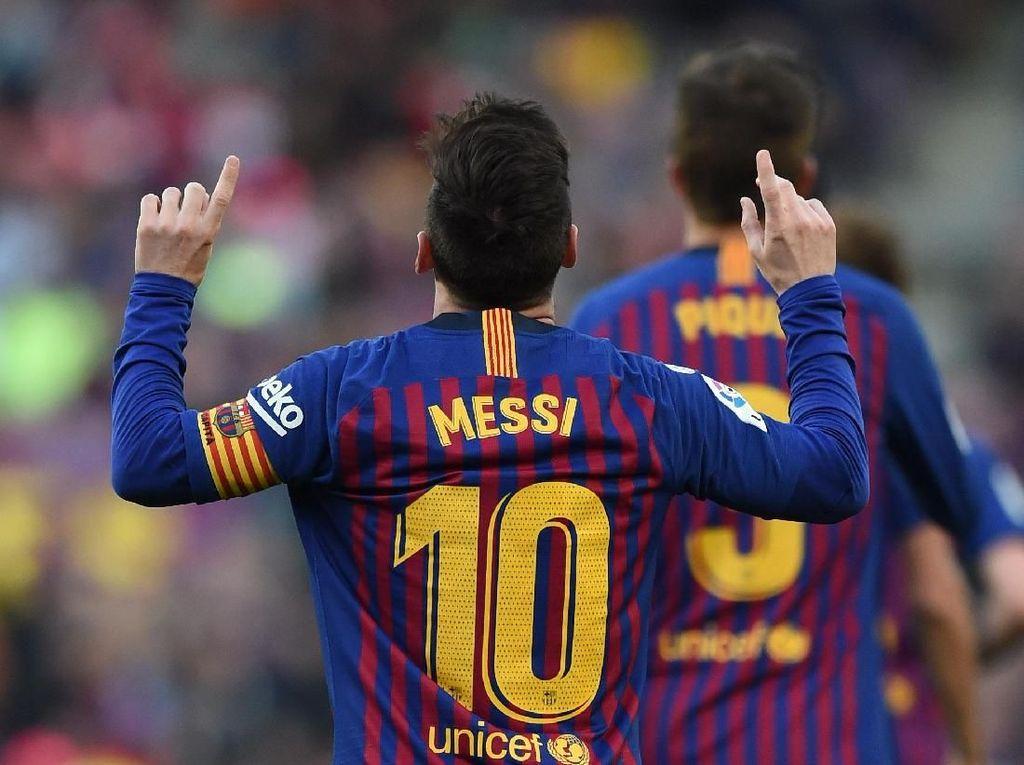 Valverde: Tak Ada Waktu Ideal untuk Istirahatkan Messi