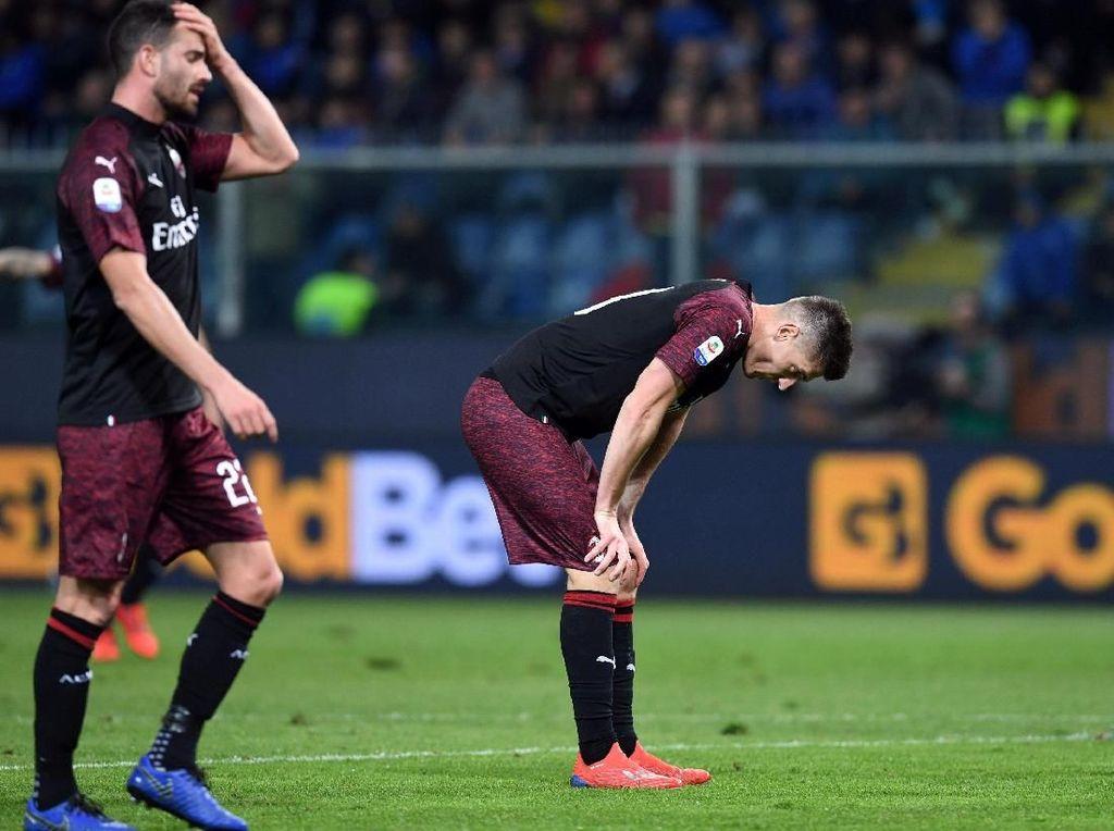 Gattuso: Milan Sial Banget