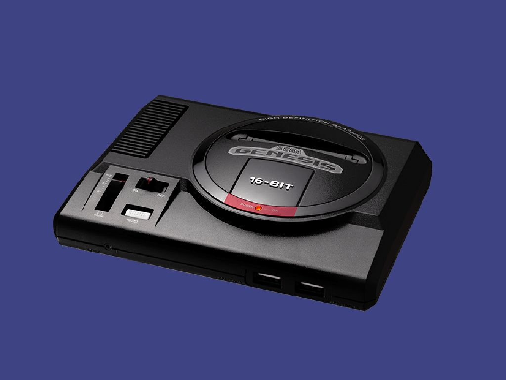 Sega Pamer Konsol Retro di E3 2019