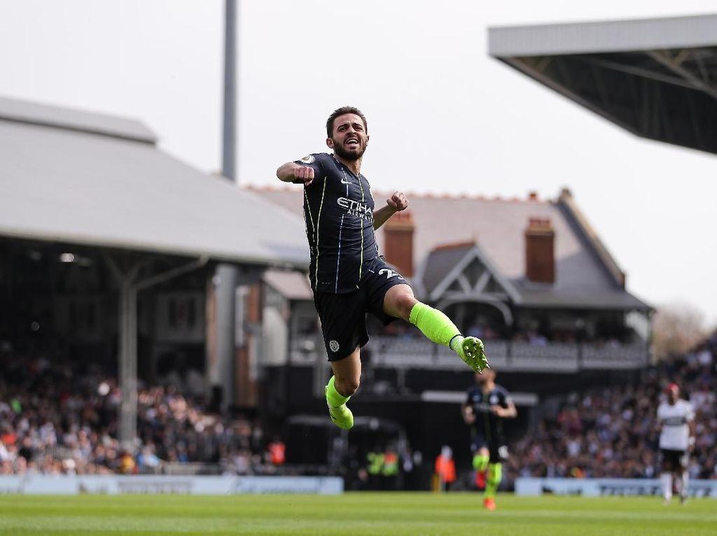 Gairah Tinggi Manchester City