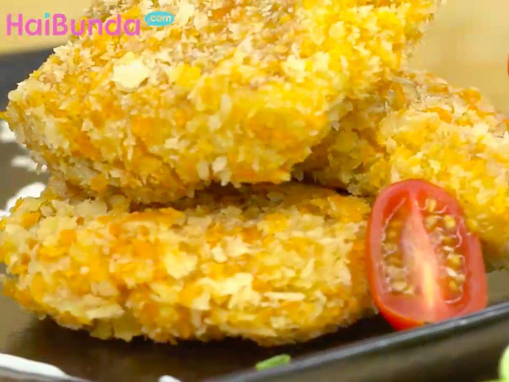 Resep Telur Dadar Saus Okonomiyaki, Menu Simpel Ala Kuliner Jepang