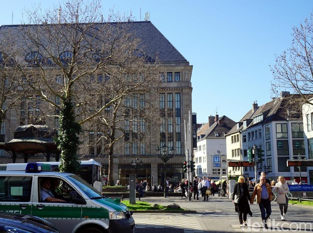 Selamat Datang di Dusseldorf, Ibu Kota Operasi Plastik di Jerman