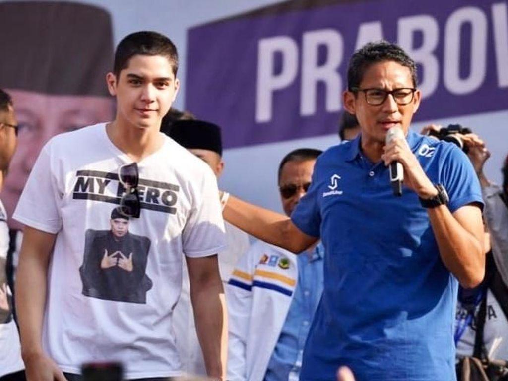 Dukung Prabowo, Al Ghazali Ajak Anak Muda Ikut Kampanye