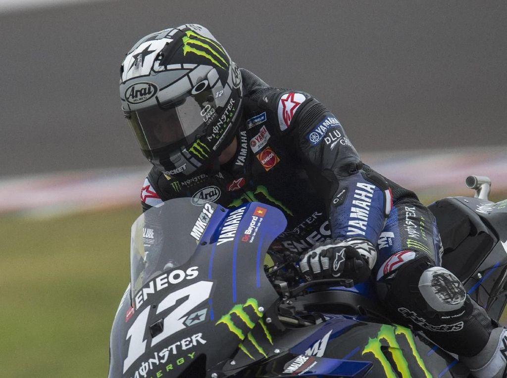 Yamaha: Vinales Sudah Punya Modal Bagus Menuju Jerez