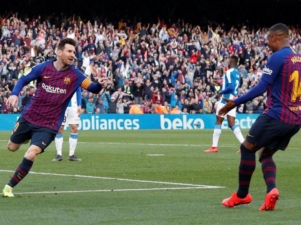 Pernah Punya Masalah Hormon Pertumbuhan, Lionel Messi Jalani Terapi Ini