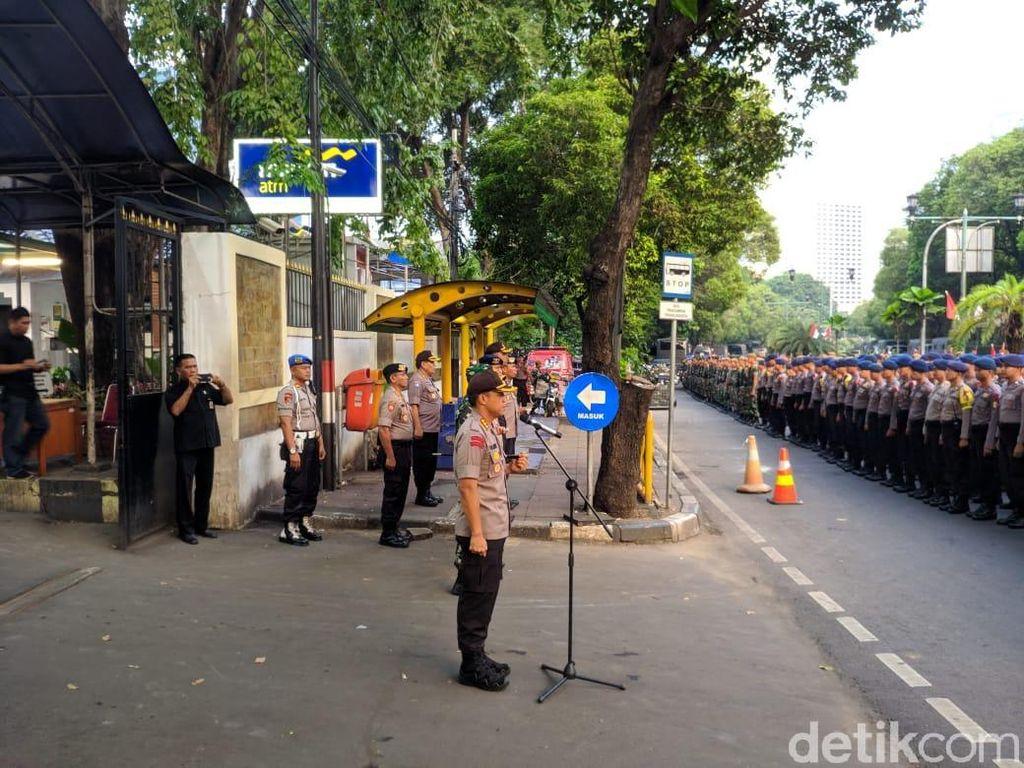 4.311 Personel Dikerahkan Amankan Apel Siaga 313