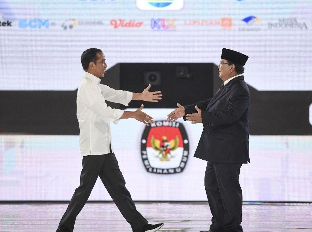Klaim Real Count Kubu Jokowi dan Prabowo