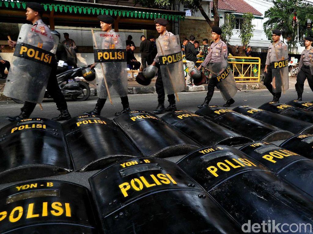 Antisipasi Perampokan Minimarket, Polres Bekasi Tingkatkan Patroli Malam