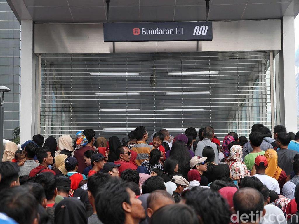 Ini Topik-topik MRT Jakarta yang Sering Dibicarakan Traveler