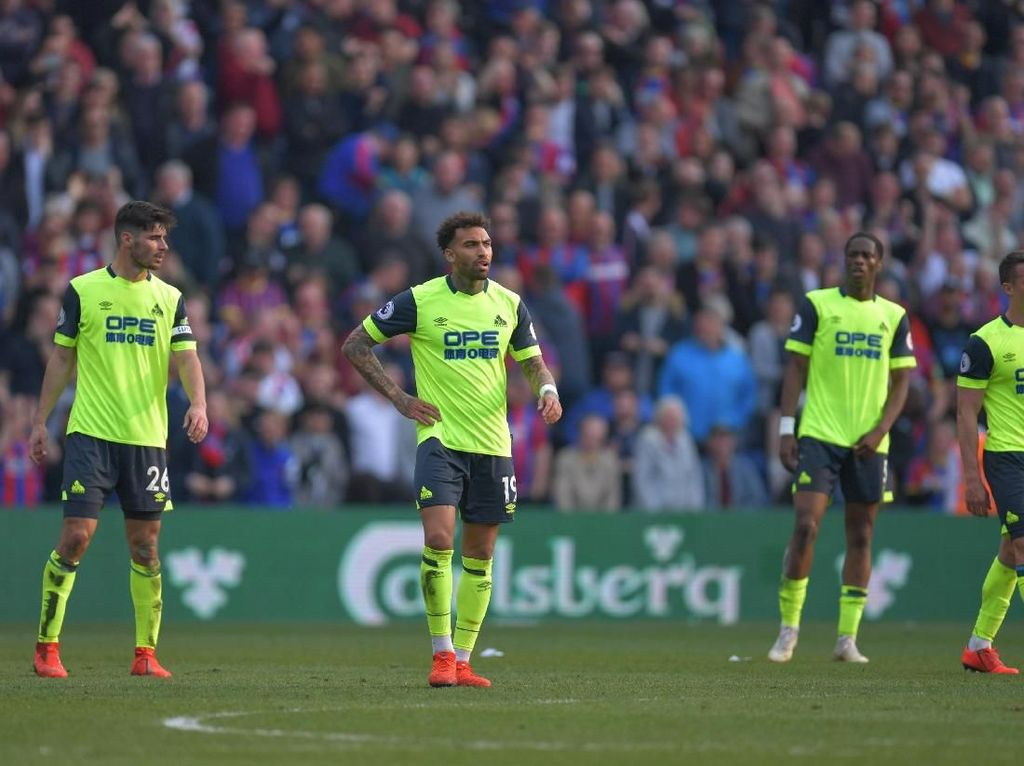 Huddersfield, Tim Pertama yang Terdegradasi dari Liga Inggris Musim Ini