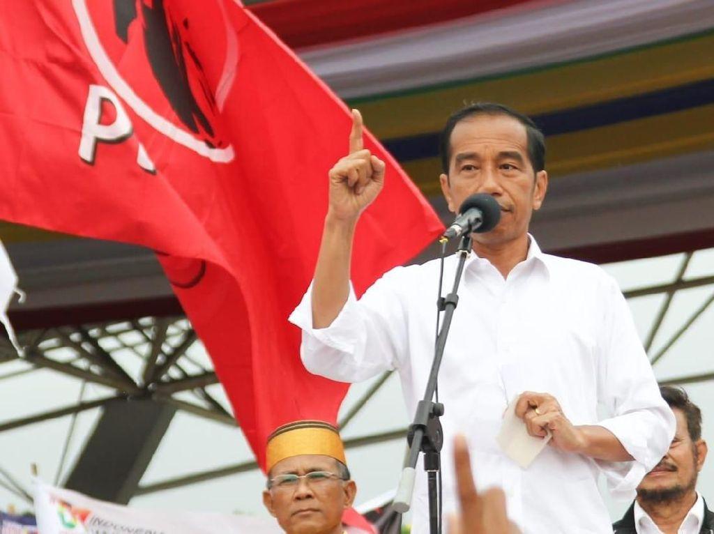 Jokowi: TNI Kita Ini Kekuatan Terbesar di ASEAN