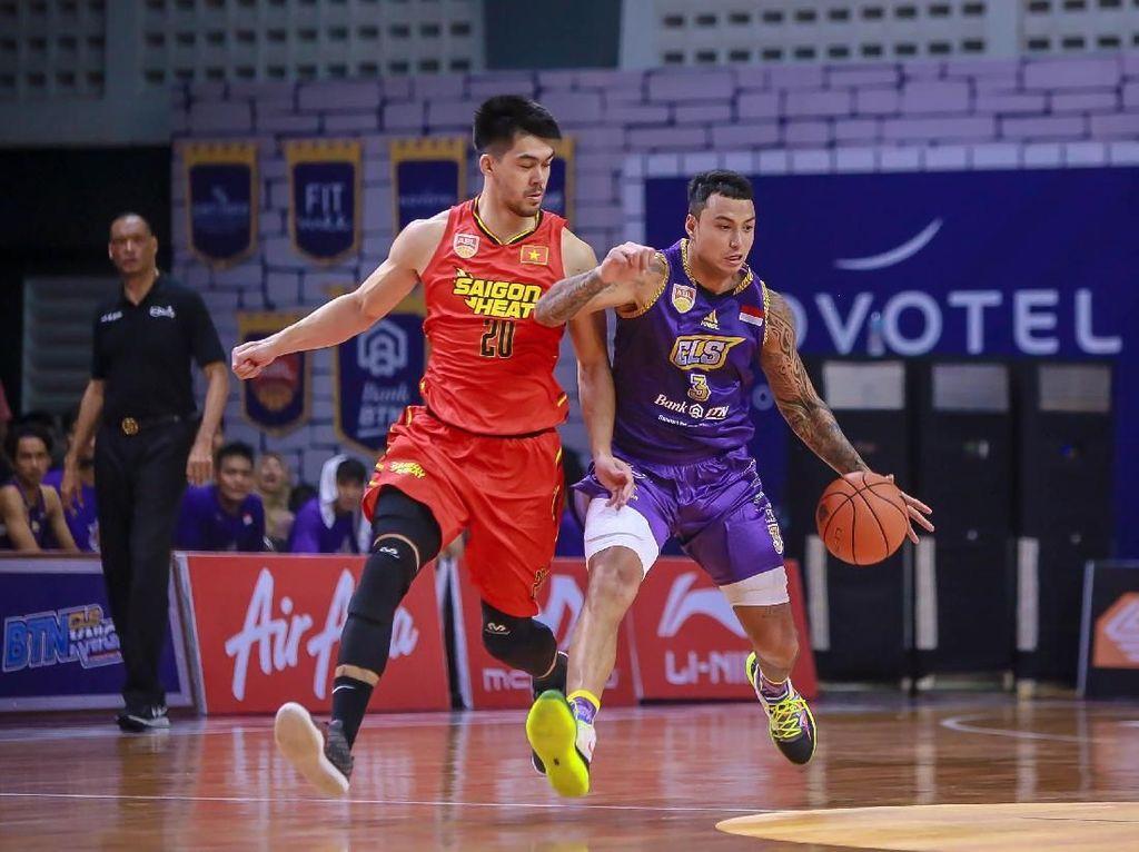 ABL 2018/2019: Kalahkan Heat, CLS Rebut Gim Pertama Playoff